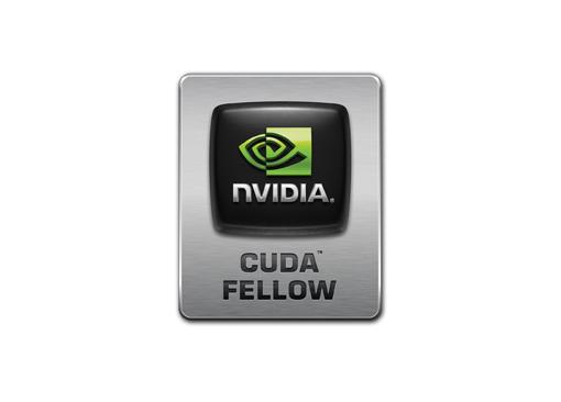 Professor Lorena Barba has been named CUDA Fellow by NVIDIA Corporation