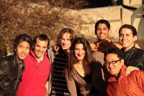 Rio Yokota, Christopher Cooper, Simon Layton, L Barba, Anush Krishnan, Tsuyoshi Hamada, Felipe Cruz.