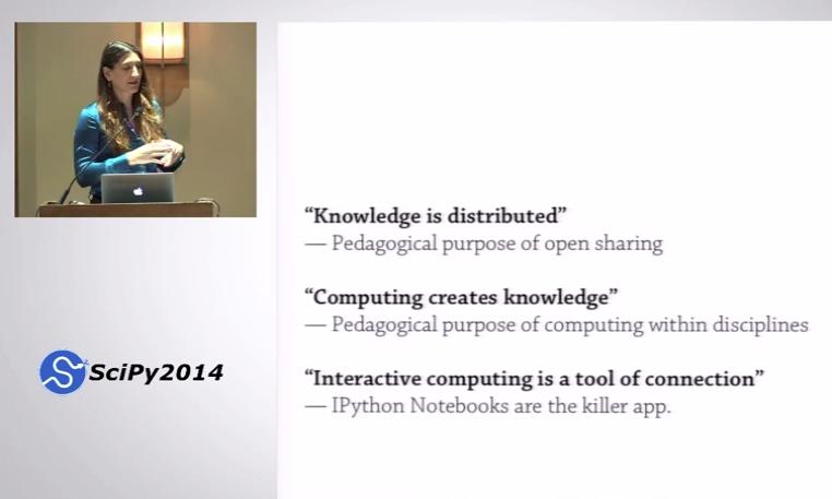 SciPy keynote