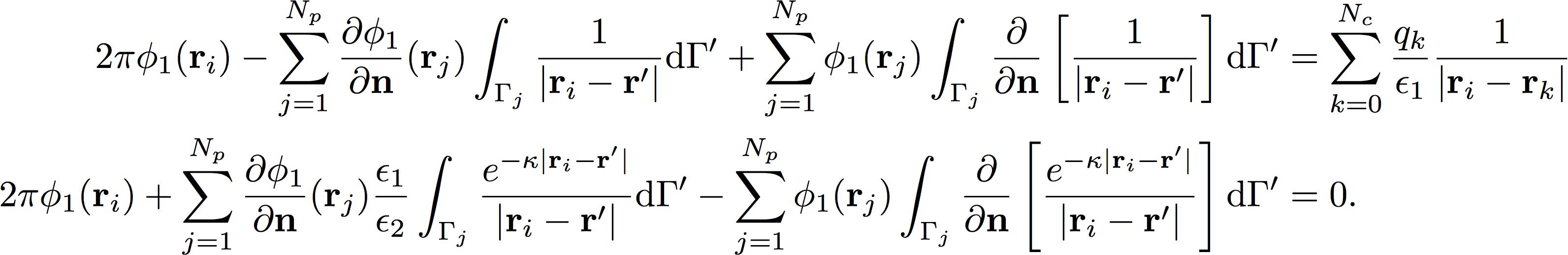 Poisson-Boltzmann